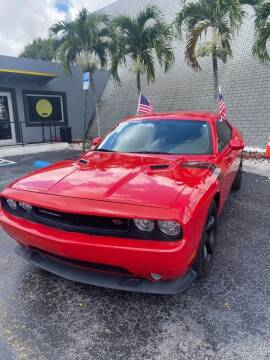 2014 Dodge Challenger for sale at YOUR BEST DRIVE in Oakland Park FL