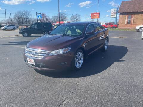 2011 Ford Taurus for sale at Approved Automotive Group in Terre Haute IN