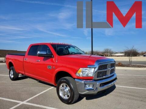 2012 RAM Ram Pickup 2500 for sale at INDY LUXURY MOTORSPORTS in Fishers IN