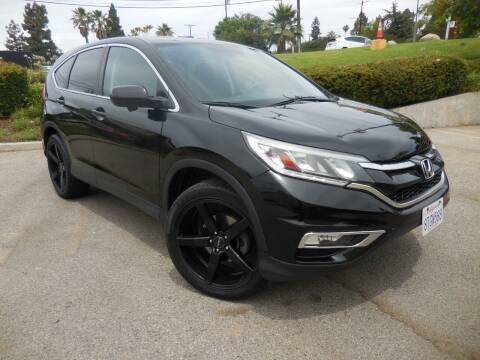 2015 Honda CR-V for sale at ARAX AUTO SALES in Tujunga CA