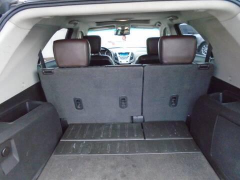 2010 Chevrolet Equinox for sale at Gemini Auto Sales in Providence RI