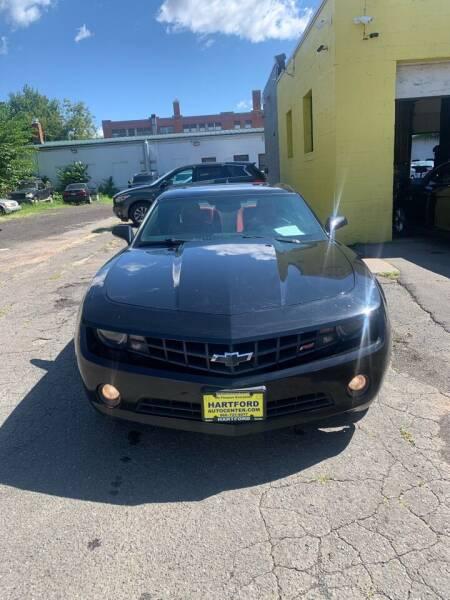 2010 Chevrolet Camaro for sale at Hartford Auto Center in Hartford CT