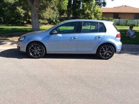 2012 Volkswagen Golf for sale at Auto Brokers in Sheridan CO
