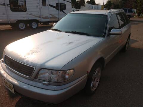 1995 Audi A6 for sale at Wolf's Auto Inc. in Great Falls MT