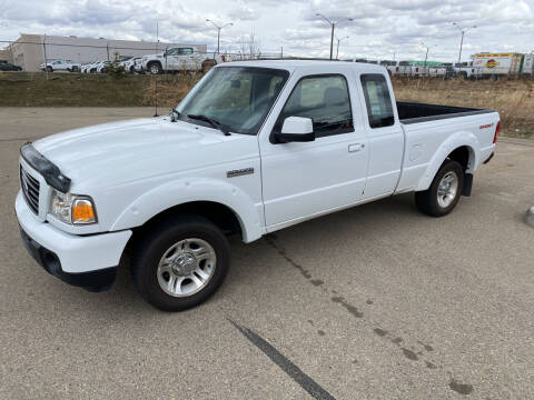 2009 Ford Ranger for sale at Truck Buyers in Magrath AB