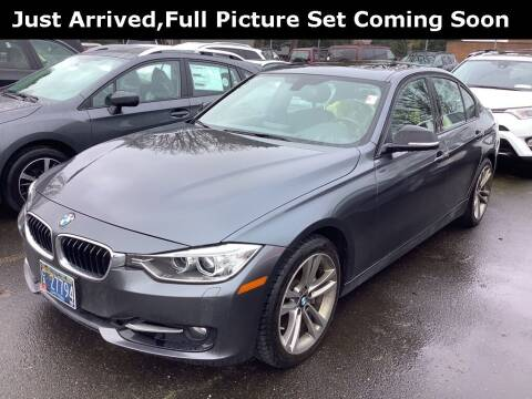 2013 BMW 3 Series for sale at Royal Moore Custom Finance in Hillsboro OR