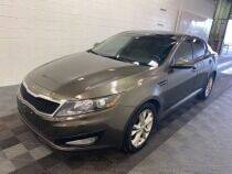 2012 Kia Optima for sale at Auto Wholesalers Of Rockville in Rockville MD