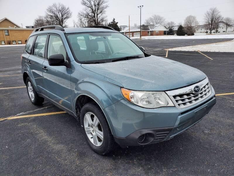 2011 Subaru Forester for sale at Tremont Car Connection in Tremont IL