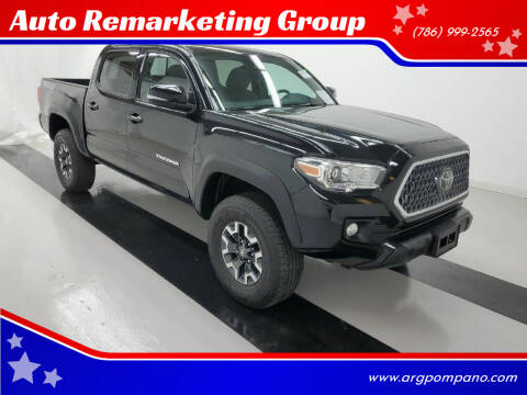 2019 Toyota Tacoma for sale at Auto Remarketing Group in Pompano Beach FL