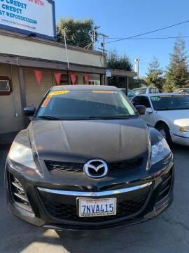 2011 Mazda CX-7 for sale at Victory Auto Sales in Stockton CA