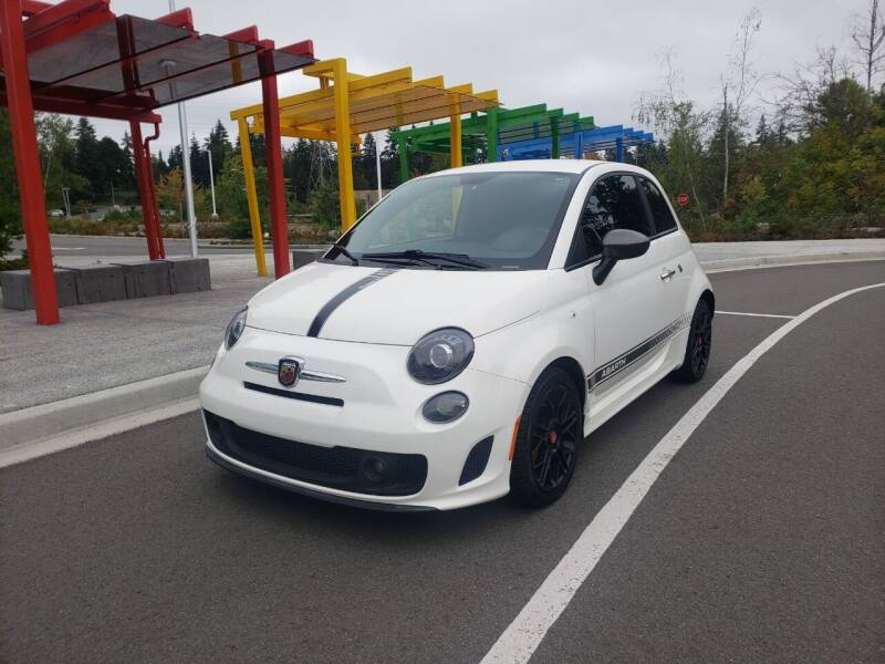 2015 FIAT 500 for sale at Painlessautos.com in Bellevue WA