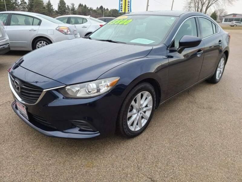 2016 Mazda MAZDA6 for sale at Swan Auto in Roscoe IL
