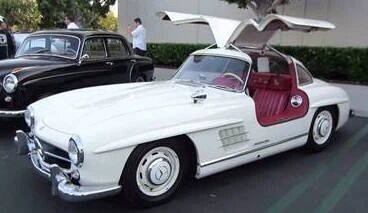 1955 Mercedes-Benz SL-Class for sale at Berliner Classic Motorcars Inc in Dania Beach FL