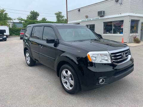 2012 Honda Pilot for sale at Fairview Motors in West Allis WI
