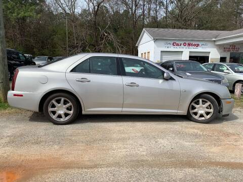 2007 Cadillac STS for sale at ATLANTA AUTO WAY in Duluth GA
