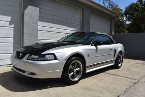 2004 Ford Mustang for sale at Advantage Auto Group Inc. in Daytona Beach FL