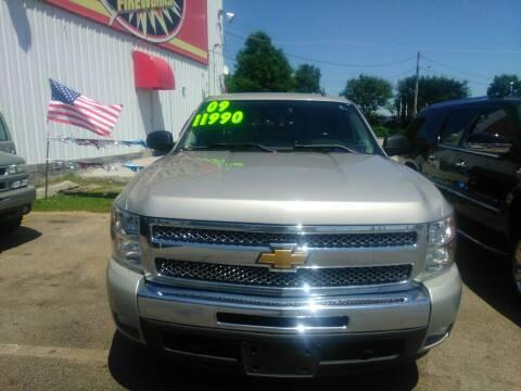 2009 Chevrolet Silverado 1500 for sale at AUTOPLEX 528 LLC in Huntsville AL