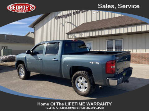 2011 Chevrolet Silverado 1500 for sale at GEORGE'S CARS.COM INC in Waseca MN