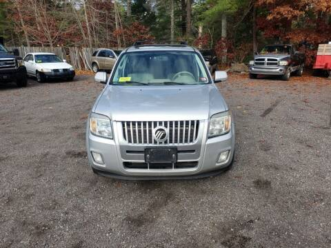 2009 Mercury Mariner Hybrid for sale at 1st Priority Autos in Middleborough MA