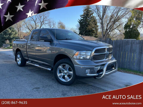 2013 RAM Ram Pickup 1500 for sale at Ace Auto Sales in Boise ID