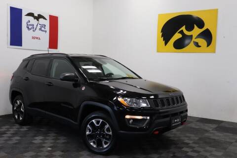 2018 Jeep Compass for sale at Carousel Auto Group in Iowa City IA