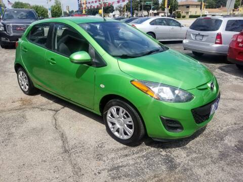 2013 Mazda MAZDA2 for sale at 1st Quality Auto in Milwaukee WI