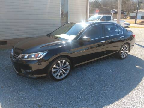 2015 Honda Accord for sale at Wholesale Auto Inc in Athens TN