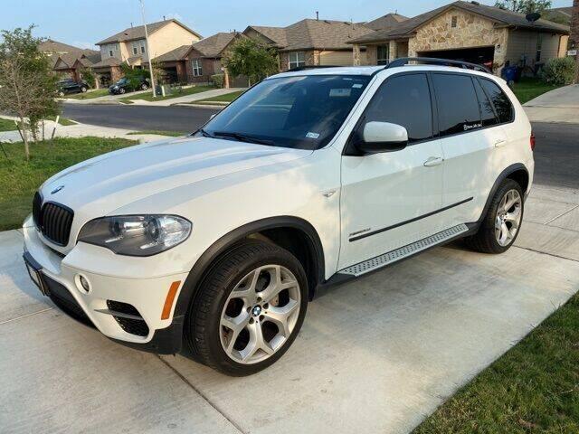 2012 BMW X5 for sale at ATASCOSA CHRYSLER DODGE JEEP RAM in Pleasanton TX