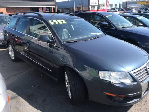 2007 Volkswagen Passat for sale at American Dream Motors in Everett WA