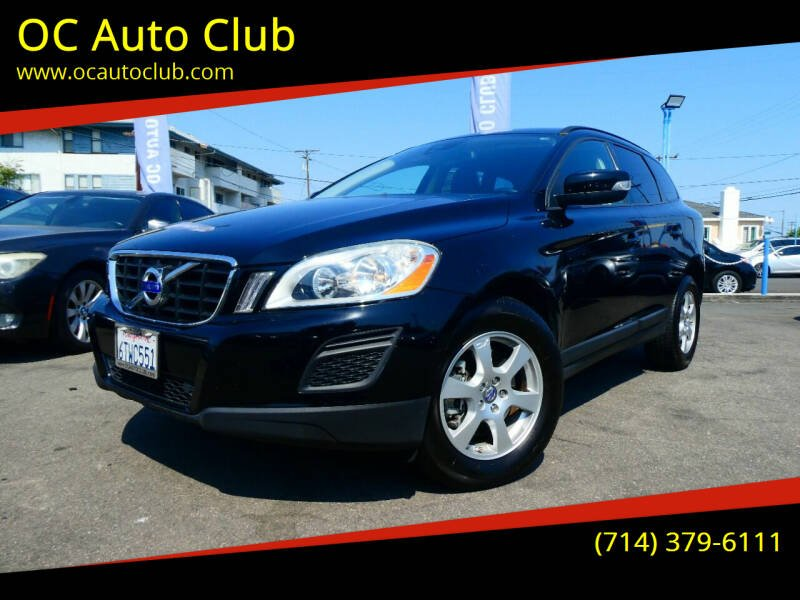 2012 Volvo XC60 for sale at OC Auto Club in Midway City CA