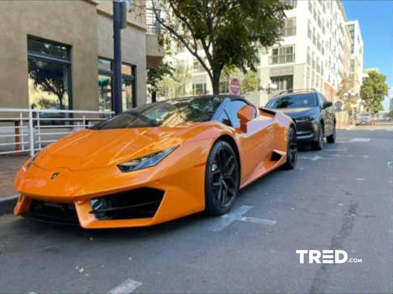 2018 Lamborghini Huracan for sale in San Diego, CA