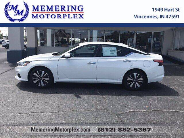 2021 Nissan Altima for sale in Vincennes, IN