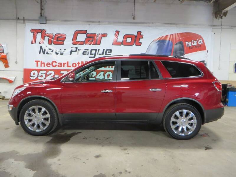 2012 Buick Enclave for sale at The Car Lot in New Prague MN