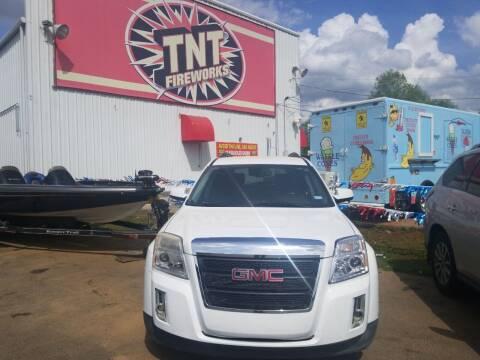 2011 GMC Terrain for sale at AUTOPLEX 528 LLC in Huntsville AL