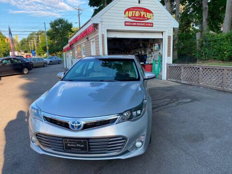 2014 Toyota Avalon Hybrid for sale at Auto Plus in Amesbury MA