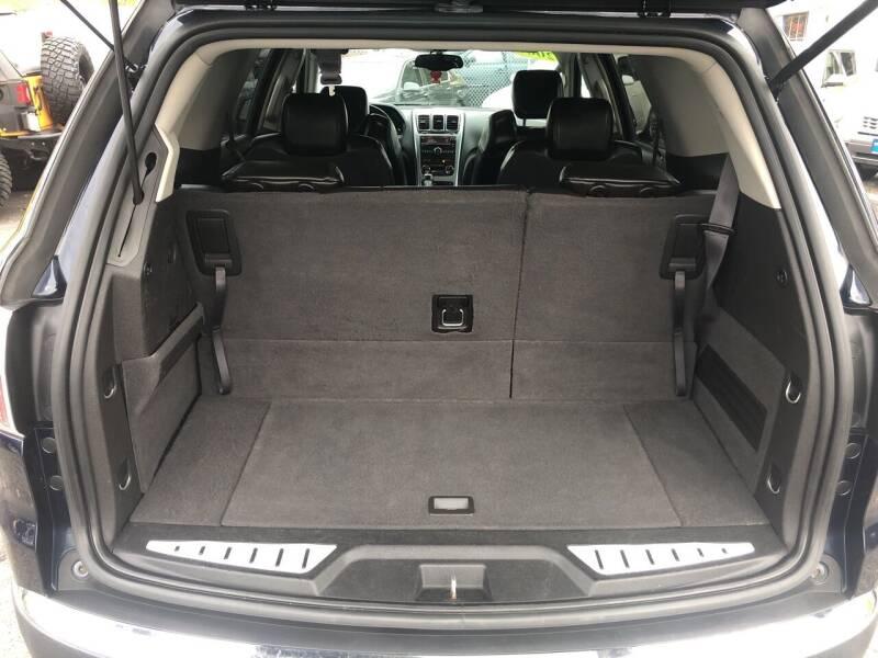2007 GMC Acadia AWD SLT-2 4dr SUV - Haverhill MA