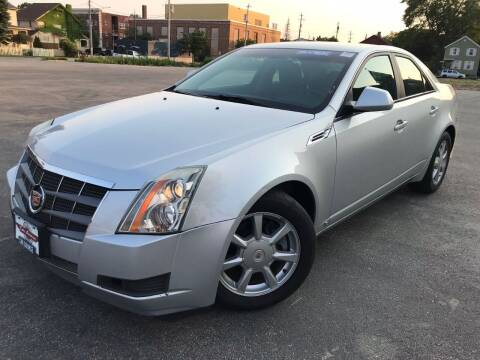 2009 Cadillac CTS for sale at Your Car Source in Kenosha WI