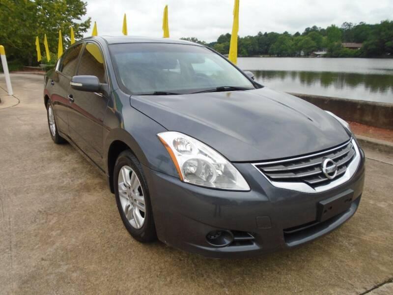 2010 Nissan Altima for sale at Lake Carroll Auto Sales in Carrollton GA