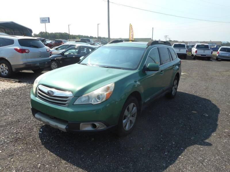 2010 Subaru Outback for sale at Auto Center Elite Vehicles LLC in Spartanburg SC