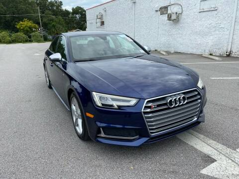 2018 Audi S4 for sale at LUXURY AUTO MALL in Tampa FL