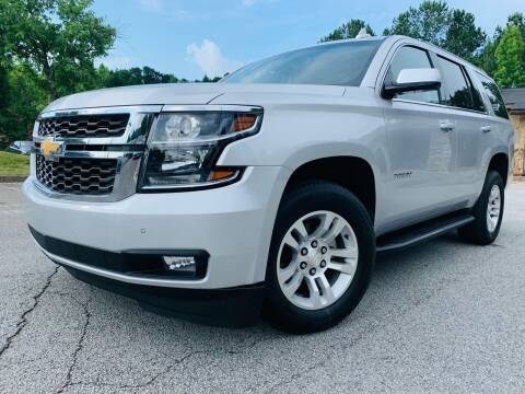 2016 Chevrolet Tahoe for sale at Classic Luxury Motors in Buford GA