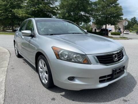2008 Honda Accord for sale at LA 12 Motors in Durham NC