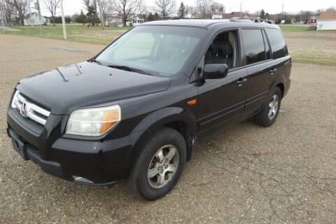 2006 Honda Pilot for sale at WESTERN RESERVE AUTO SALES in Beloit OH