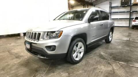2013 Jeep Compass for sale at Waconia Auto Detail in Waconia MN