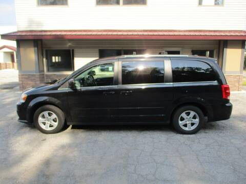 2011 Dodge Grand Caravan for sale at Settle Auto Sales TAYLOR ST. in Fort Wayne IN