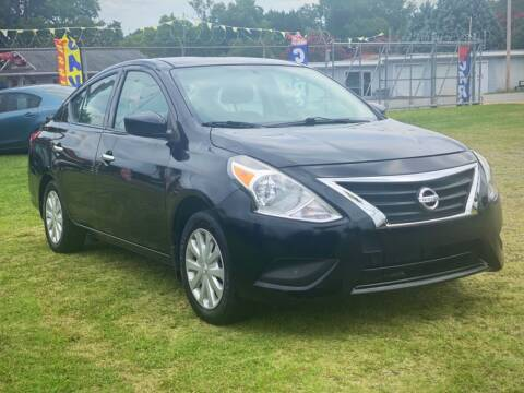 2016 Nissan Versa for sale at Cutiva Cars in Gastonia NC