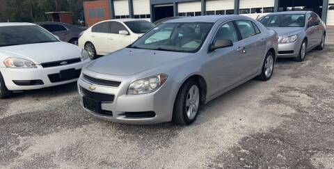 2011 Chevrolet Malibu for sale at Mott's Inc Auto in Live Oak FL