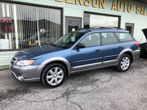 2009 Subaru Outback for sale at Superior Auto Sales in Duncansville PA