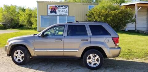 2005 Jeep Grand Cherokee for sale at SCHACHT MOTOR CO in Decorah IA
