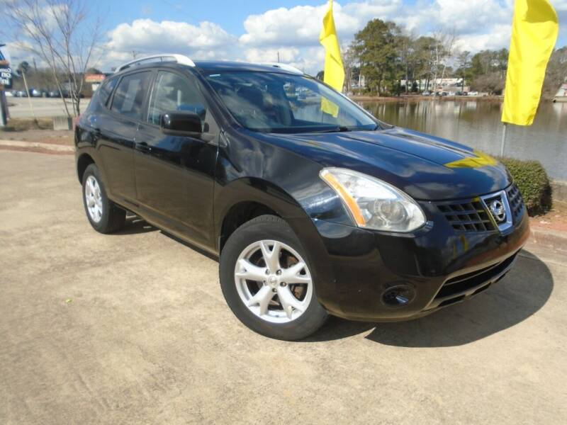 2008 Nissan Rogue for sale at Lake Carroll Auto Sales in Carrollton GA